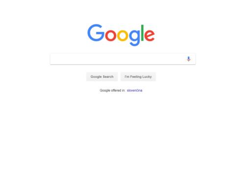 Optimalizácia pre Google a vyhľadávače